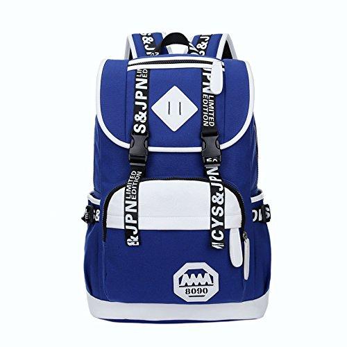 CLCOOL Bergsteigen-TascheWandern rucksack outdoor Klettern Bergsteigen Reisen Camping Canvas Unisex Taschen & Radfahren Paket , rot
