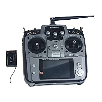 Qwinout Tarot FY690S 2.4G 10ch AT10 DIY RC Hexacopter Full Set APM 2.8 Flight Control GPS Drone Unassembly ARF (Can Upgraded to FPV)
