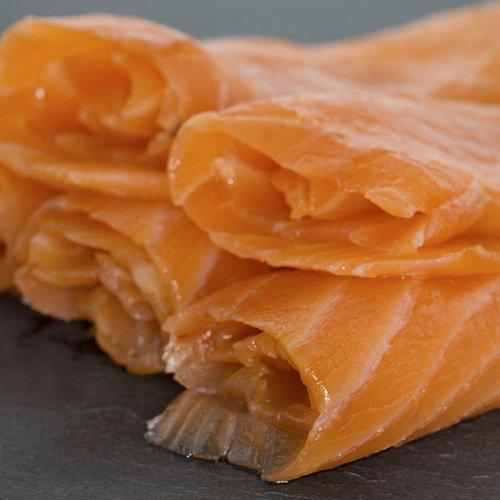 Solex Catsmo Irish Smoked Salmon -1lb Presliced Package (Irish Salmon)