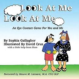 Amazon look at me look at me an eye contact game for you and look at me look at me an eye contact game for you and me by fandeluxe Document