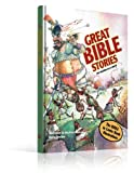 Great Bible Stories, Ben Alex, 8772470259