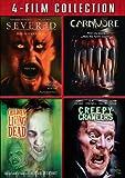 Severed/ Carnivore/ Children Of The Living Dead/ Creepy Crawlers Quadruple Feature [DVD]