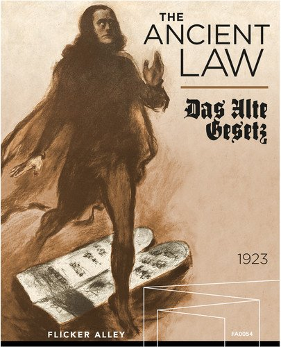 The Ancient Law (Das Alte Gesetz) [Blu-ray]