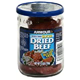 Armour Sliced Dried Beef, Less Fat, 4.5 Ounce