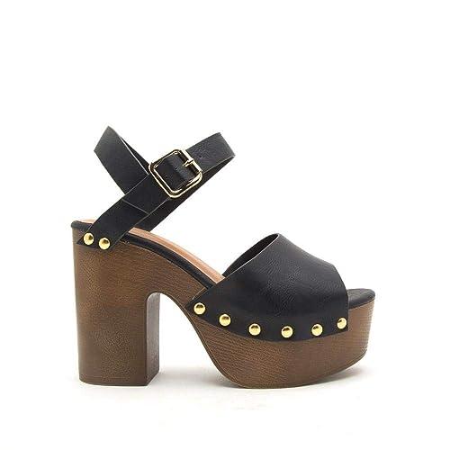 meet free shipping special section Amazon.com | EIGHT EIGHTEEN Women's HOT Adorable Black ...