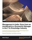 Management in India, Rahul Goyal, 1849682623