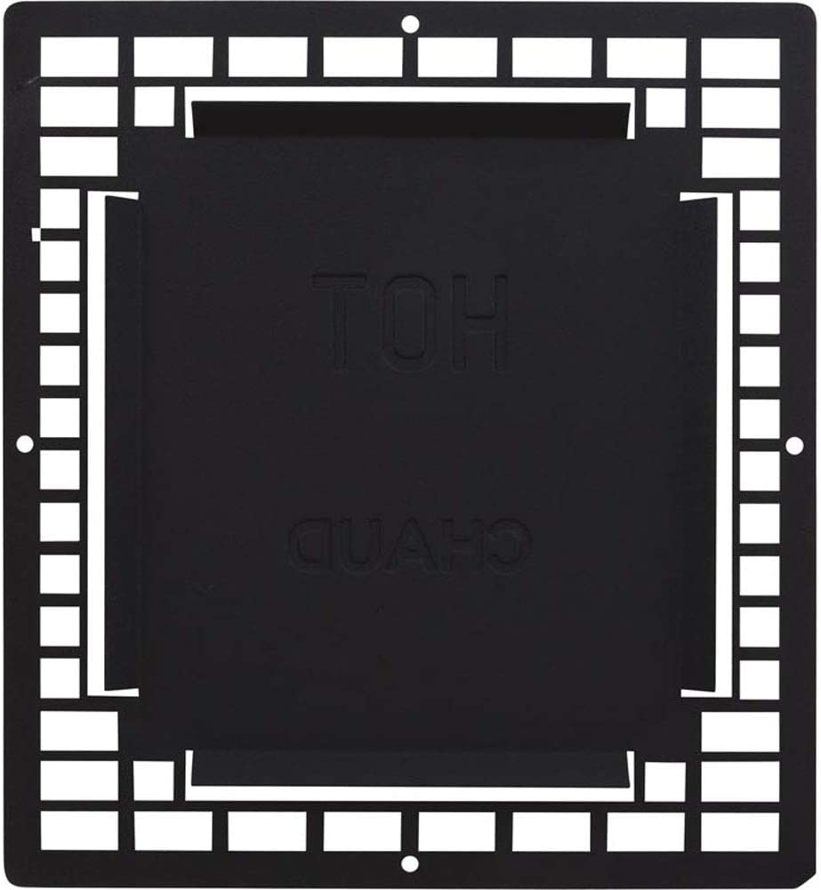 Zodiac R0458400 Display and Bezel Cover Replacement for Zodiac Jandy LXi Low NOx Pool and Spa Heaters
