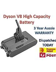 Timetech 4800mAh Replacement Battery for Dyson V8 Absolute / V8 Animal / V8 Fluffy/All V8