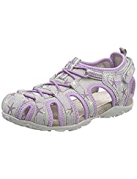 Geox Girl's JR Sandal Roxanne Fashion Sandals