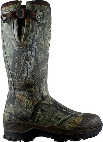 Field & Stream Men's Swamptracker Mossy Oak Country Waterproof 400g Rubber Hunting Boots (Mossy Oak BRK Up Country, 11 D(M) US)