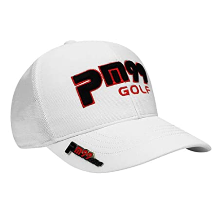Golf Red Hat Protector Solar Sombra Damas Baseball Brand Hat ...
