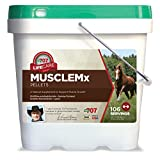 Formula 707 MuscleMx Equine Supplement, 10lb Bucket – conditioning support and muscle builder for horses with Lysine, Gamma Oryzanol, Creatine & OKG