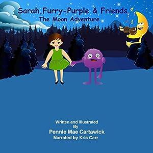 Sarah, Furry-Purple & Friends Audiobook