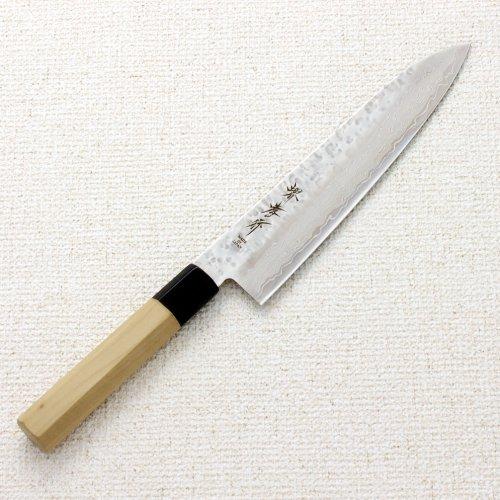 Sakai Takayuki 45 Layer Damascus Wa Gyutou 210mm (8.3) 7224