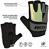RDX Gel MMA Grappling Gloves Cage UFC Fighting