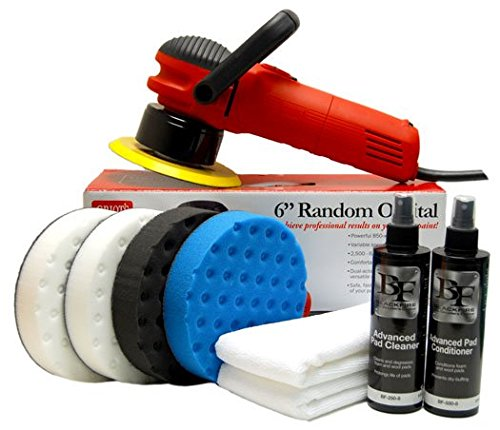 Griots Garage Random Orbital Polisher & Pad Kit by Griot's Garage