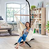 Giantex Hammock Chair Stand, Hanging Chair Stand, C