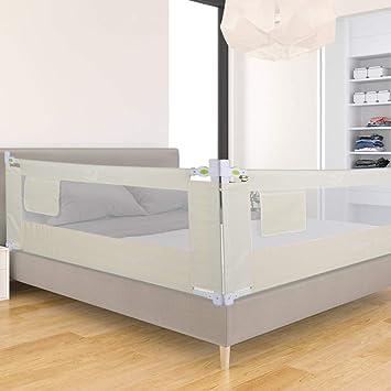 Bettgitter Kinder Tragbares Faltbar Bettschutzgitter Kinderbett