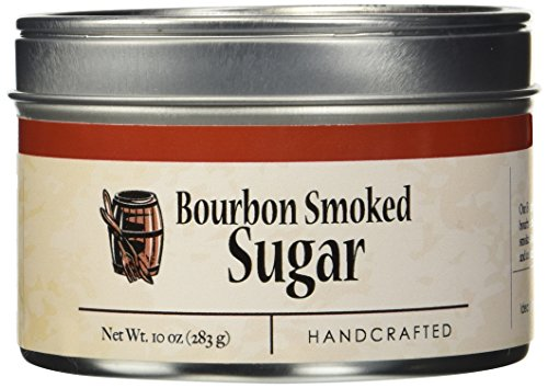 Bourbon Sugar - Bourbon Smoked Sugar (10 ounce)