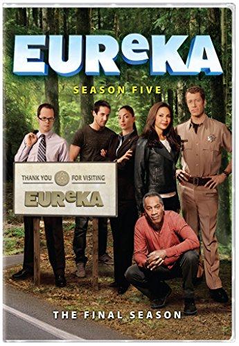 Eureka: Season 5 (A Town Called Eureka Complete Box Set)