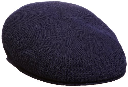 Kangol  Men's Tropic Ventair 504 Cap , Navy,Large
