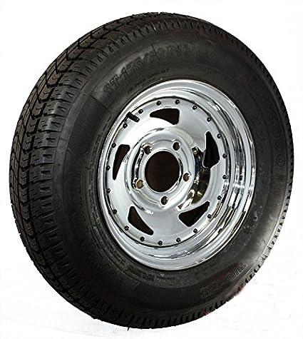 Amazon Com Gbc Motorsports St175 80d13 Inch Bias Ply Trailer Tire