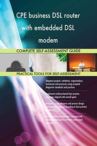 CPE business DSL router with embedded DSL modem Toolkit: bes