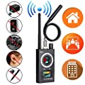 3 in 1 Anti Spy Detector for RF Wireless, Hidden Camera and GPS Tracker Bug Finder, Spy Pro Counter Surveillance