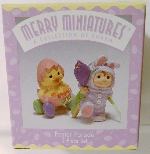 (Easter Parade Merry Miniatures Hallmark 1997)