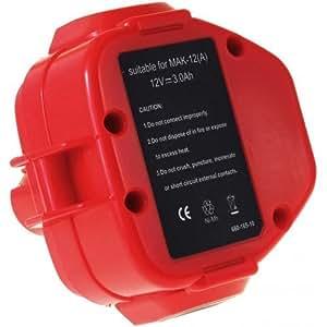 Batería para Makita Taladro 6271DWPE 3000mAh
