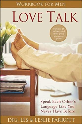 Book Love Talk: Speak Each Other's Language Like You Never Have Before: Workbook for Men