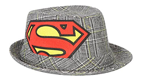 Superman Fedora Bucket Hat -