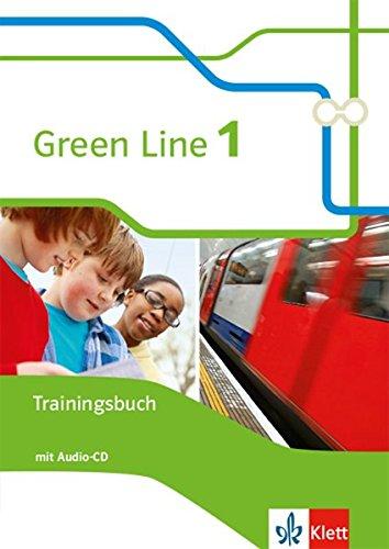 Green Line 1  Trainingsbuch Mit Audio CD Klasse 5  Green Line. Bundesausgabe Ab 2014