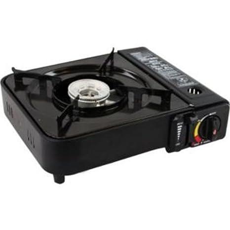 Estufa de gas butano portátil estufa de gas Camping calentador de cocina BN