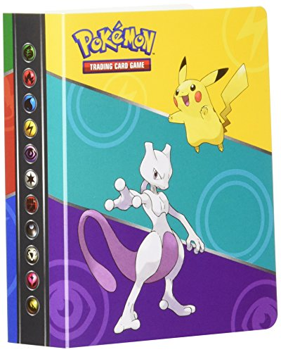 Pokemon X & Y Evolution Mini Collector's Album Binder + Booster Pack (Pokemon Mini Card Binder)