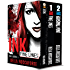 INK: Box 0-2: Sketches (Book 0), Fine Lines (Book 1) & Vanishing Point (Book 2)