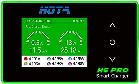 HOTA H6 Pro DUO AC 200W DC 700W 26A