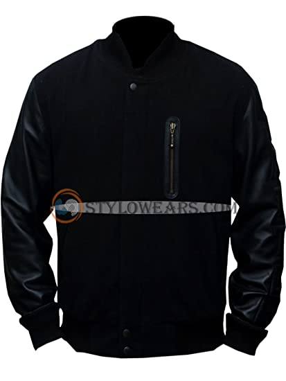 753e11c9e92291 Stylowears Michael B Jordan Creed Jacket (XL-Person with Chest 43 quot