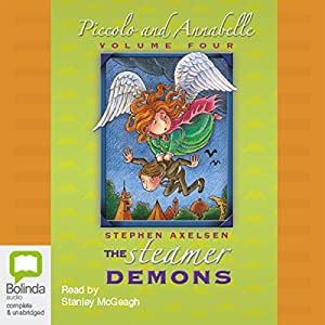 Piccolo and Annabelle 4 Audiobook
