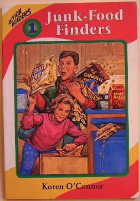 Junk-Food Finders (Action Readers)