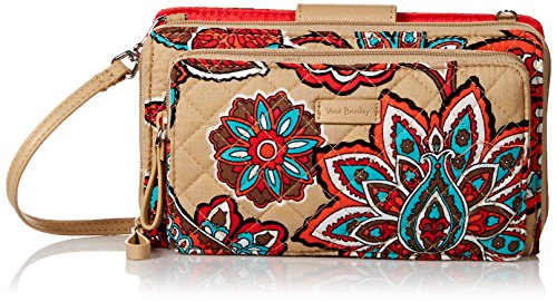 Desert Cotton Deluxe Signature Crossbody All Bradley Iconic Vera Together Floral 806F6w