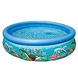 Intex 12ft X 30in Ocean Reef Easy Set Pool Set