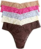 Hanky Panky Women's Low 5 Pack, Classics, One Size