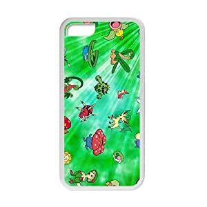 MEIMEI SFBFDGR-Store Grass type pokemon in fire red Phone case for ipod touch 5LINMM58281