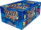 M&M'S Milk Chocolate MINIS Size Candy 1.77-Ounce Tube 24-Count