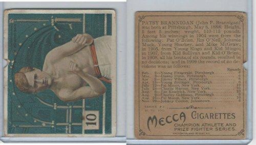 T218 Mecca/Hassan, Champions, 1910, Patsy Brannigan, Boxer