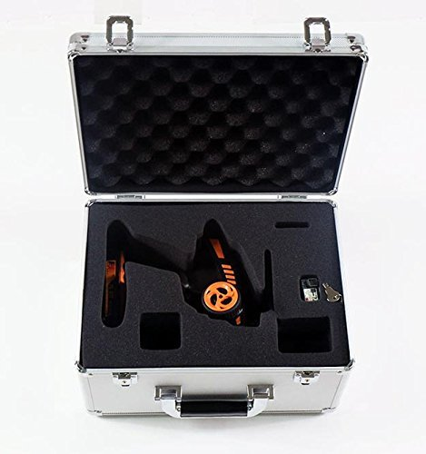 HUL Aluminum Case for RC Surface Radio Transmitter (Pistol Grip Style)