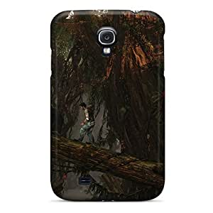 S4 Scratch-proof Protection Case Cover For Galaxy/ Hot Uncharted 2 Among Thieves Phone Case
