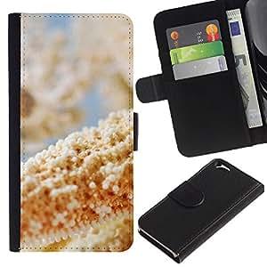 All Phone Most Case / Oferta Especial Cáscara Funda de cuero Monedero Cubierta de proteccion Caso / Wallet Case for Apple Iphone 6 // Plant Nature Forrest Flower 52