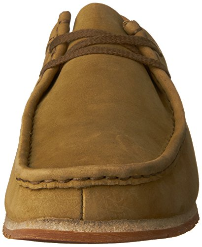 Wallabee Mocassins Clarks Chaussures Étape Mens Olive Nubuck qHnSP